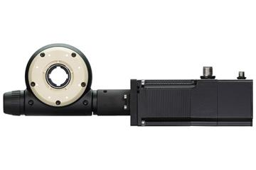 drygear® Apiro motor kit NEMA 23 with connector, encoder and brake