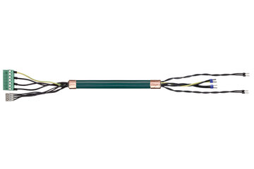 readycable® servo cable acc. to Elau standard E-MO-067, base cable PVC 7.5 x d
