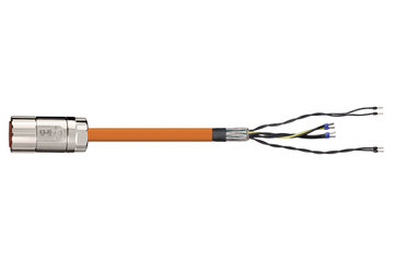 readycable® servo cable similar to Elau E-MO-113 SH-Motor 2.5, base cable PVC 10 x d