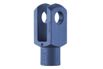 Clevis joint, detectable, GELM-DT, igubal®