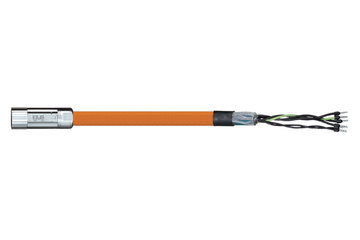 readycable® motor cable similar to Parker iMOK44, base cable PUR 10 x d