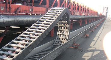 Energy chains for heavy-duty applications & long travels